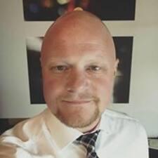Anders felhasználói profilja