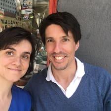 Användarprofil för María&Eduardo