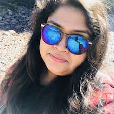 Aathira - Uživatelský profil