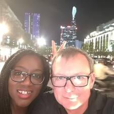 Marie-Louise & Jean Pierre User Profile