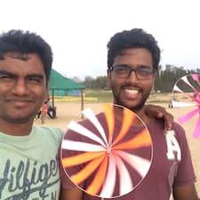 Thiyagarajan felhasználói profilja