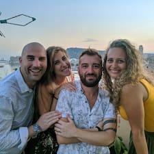 Marwa, Anie, Sevan & Dani