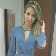 Profilo utente di Lara Andressa
