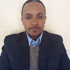 Perfil de usuario de Tewodros (Teddy)