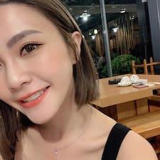 俐蓉 felhasználói profilja