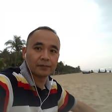 Henkilön Qiang käyttäjäprofiili