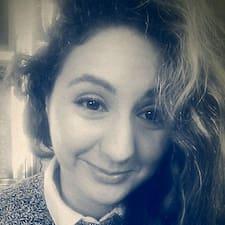 Ivanka felhasználói profilja