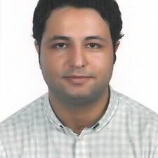 Användarprofil för Hamid
