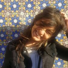 Profil utilisateur de Charlène