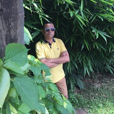 Suresh felhasználói profilja