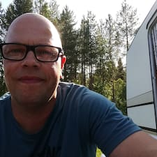 Petteri User Profile
