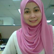 Siti Mas Ayu的用户个人资料