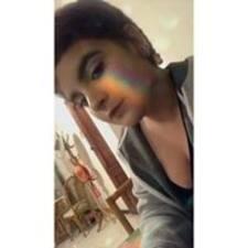 Profil utilisateur de Ariana