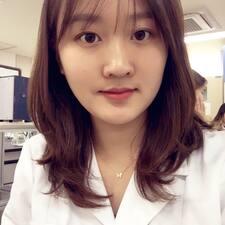 Profil utilisateur de Jieun