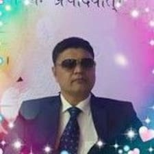 Kalpesh Shah felhasználói profilja