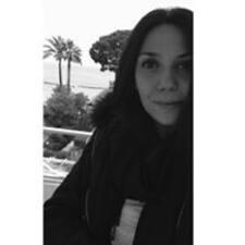 Emma felhasználói profilja