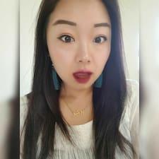 Hyejeong felhasználói profilja