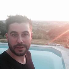 Profil uporabnika Anthony