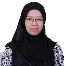 Profil utilisateur de Rohiza