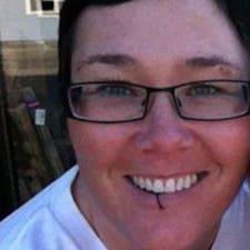 Jeana felhasználói profilja