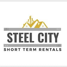 Steel City Short-Term Rentals je Superhost.