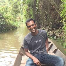 Vinodh felhasználói profilja
