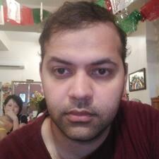 Raghavan felhasználói profilja