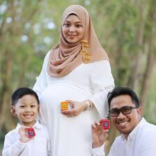 Profil Pengguna Mohd Azam