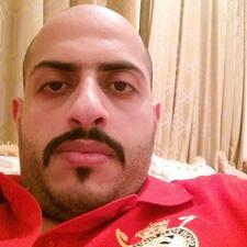 Khalfan felhasználói profilja