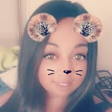 Profil utilisateur de Ayleesha