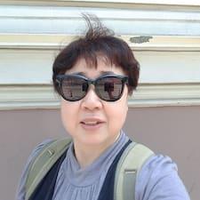 Profil utilisateur de Eunja