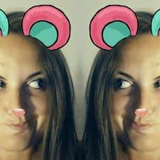 Profil utilisateur de Giada