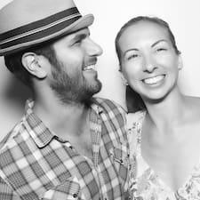 Ricky & Ariane - Uživatelský profil