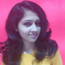 Perfil do utilizador de Priyadharshini