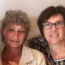 Valérie, Monique, Déborah User Profile