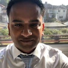 Gebruikersprofiel Sachin