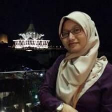 Användarprofil för Siti Zaharah