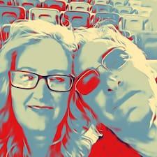 Tara & James felhasználói profilja