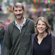 Steve & Mary的用戶個人資料