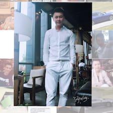 宾 felhasználói profilja