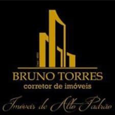 Bruno felhasználói profilja