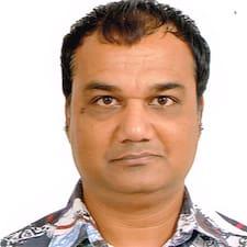 Radjesh User Profile