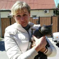 Profil korisnika Оксана.