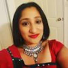 Meera felhasználói profilja