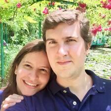 Guillaume & Mariana的用戶個人資料