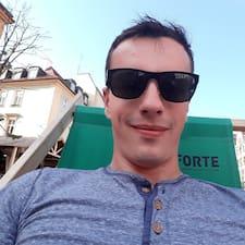 Franz - Uživatelský profil