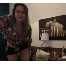 Melisa Lucia - Uživatelský profil