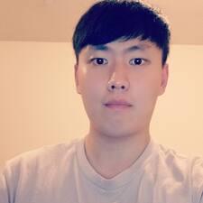 Junhyeok felhasználói profilja
