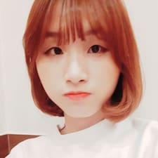 Perfil do utilizador de Haewon