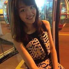 Yue - Uživatelský profil